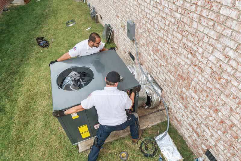 Commercial Air Conditioning and Heating In Tomball, Houston, Pinehurst, Rose Hill, TX and Houston Metro Area.